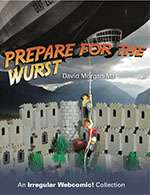 Prepare for the Wurst cover